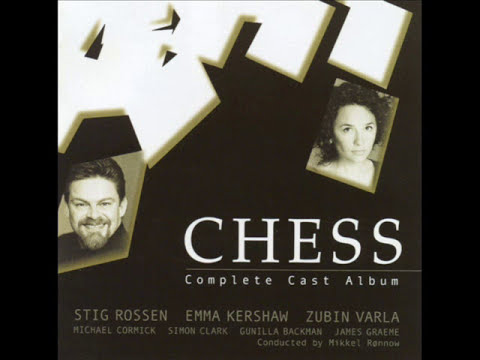 Chess [complete cast album] - Endgame
