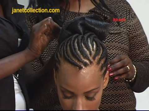 Afrelle Braid Styles Part 1