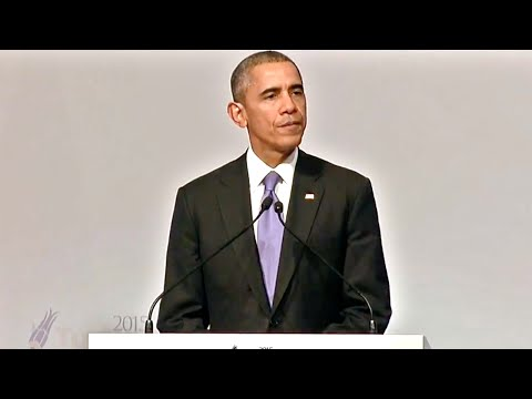 President Obama on Paris Attacks, ISIS & Syria