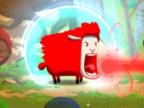 LASER SHEEP!! -- App All Knight #11