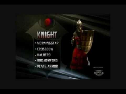 Deadliest Warrior Season 1 Weapons video