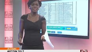 AFCON 2017 Preparations - Sports Today on Joy News (9-1-17)