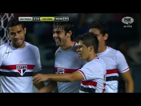 Ricardo Kaká Vs Criciúma (04 09 14) Hd 720p By Yan video