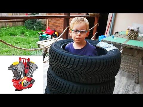 Fűrészmánia gyerekeknek - Hankook , esküvő ,  játék motor és vízi cirkusz