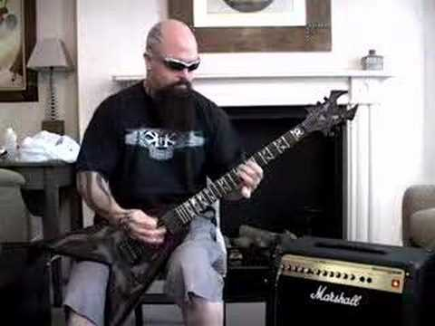 Kerry King-Disciple