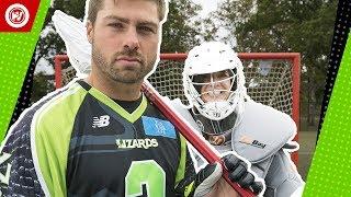 Lacrosse Trick Shots   Dude Perfect