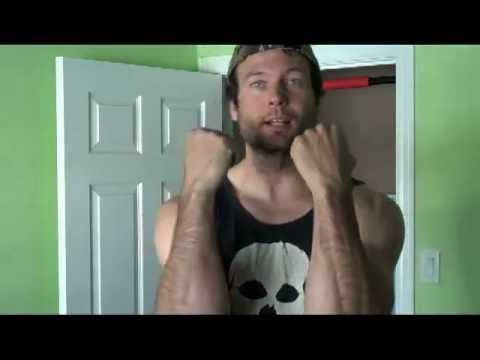 Arm Wrestling Training with Devon (The Vampire) Larratt, Workout - Knees to Elbows.mp4 Image 1