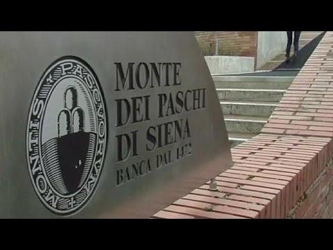 Monte dei Paschi - die älteste Bank sieht immer noch ein wenig alt aus - economy