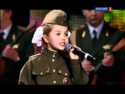 Катюша Валерия Курнушкина и хор имени Александрова