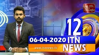 ITN News 06 April 2020