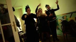 Vánoční večírek u Chantal Poullain
