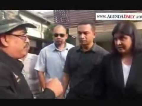 Sexy Malaysian Ex-army video