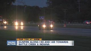 Battle Creek Calhoun County Highway Sniper