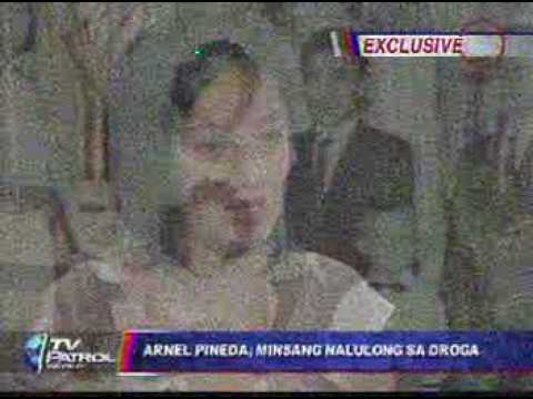 Arnel Pineda's dark past revealed (TV Patrol 01-23-09)