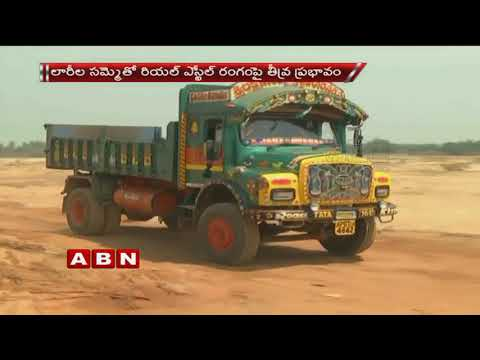 All India Truck owners association indefinite strike impact on Real Estate Business