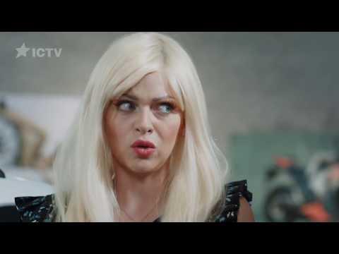 Как блондинка отрабатывала долг — На троих — 3 сезон – 1 серия