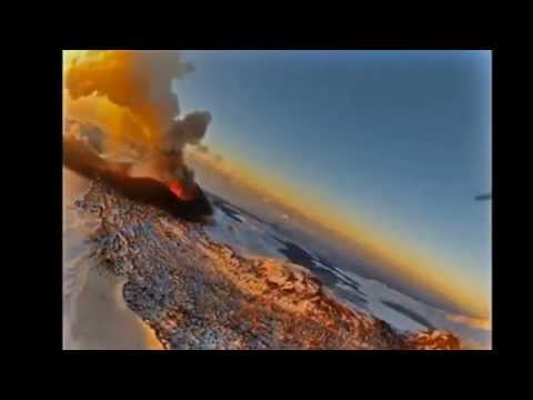 Volcanoes in effect - Nibiru - Poleshift - Rebirth of Terra nostra - 2013