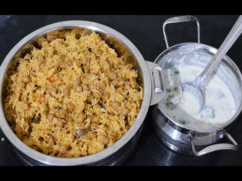 Tasty Soya Biryani Recipe|Meal Maker Biryani Recipe in Tamil| சோயாபீன் பிரியாணி