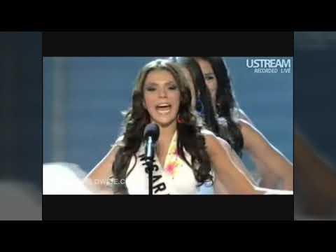 Indiana Sanchez - Miss Nicaragua 2009
