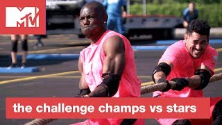 'Tow Truck Challenge' Official Sneak Peek | The Challenge: Champs vs. Stars | MTV