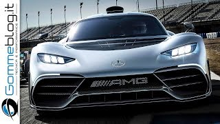 Mercedes-AMG Project ONE 1000 HP -  The ... PERFORMANCE CAR