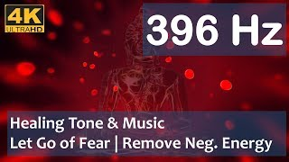 396 Hz | Let Go of Fear and Guilt | Remove Negative Blocks | Angelic Healing Music | Solfeggio