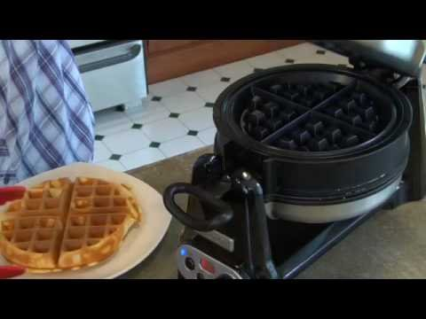 How to Make Perfect Fluffy Waffles