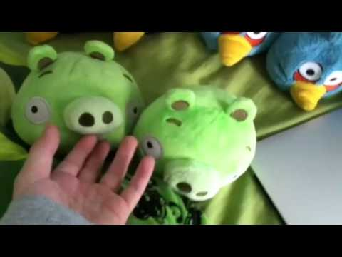 Angry birds plush collection how to save money and do it yourself - Angry birds big brother plush ...
