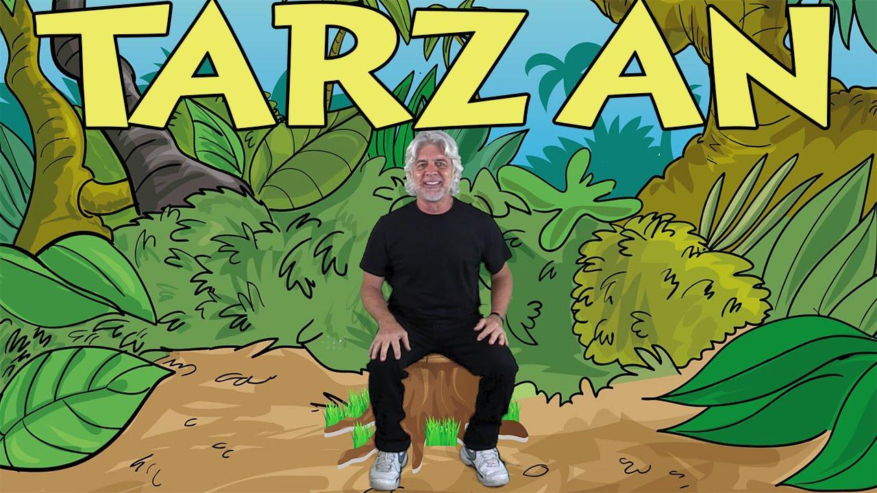Brain Breaks - Action Songs for Children - Tarzan - Kids