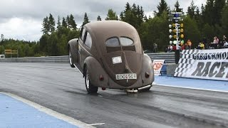 VW Beetle tuning compilation - VW coccinelle hot rod