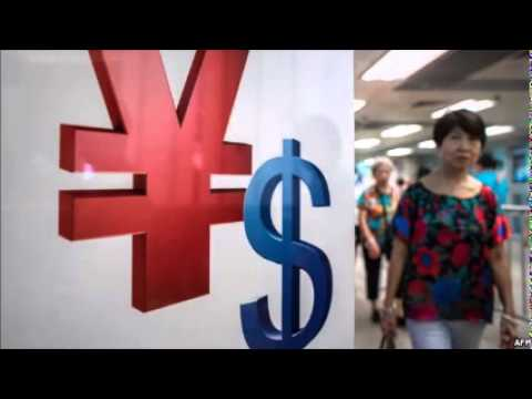 China Devalues Currency Again