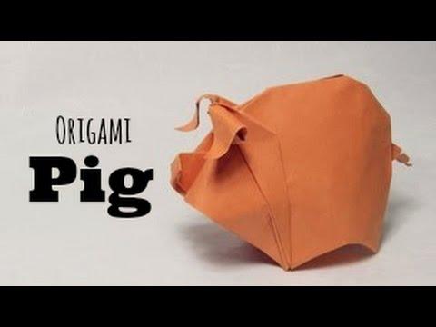 Оригами поросенок » Путь