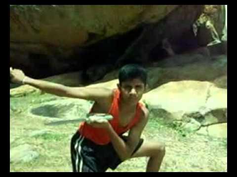 WAY OF THE WORRIER - SRI LANKA 2/6  (singhala film, part 2)