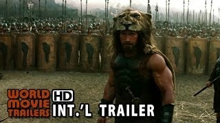 HERCULES - Official International Payoff Trailer (2014) HD