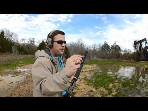 Beretta A400 Test.wmv