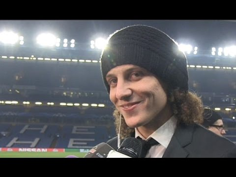 David Luiz - I'm Sorry I Celebrated When I Said I Wouldn't But Emotion Took Over