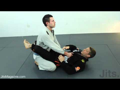 Kimura Closed Guard Sequence - Dennis Asche - Part 1 - Jits Magazine Image 1