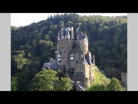 Путешествие по долине реки Мозель. Германия.