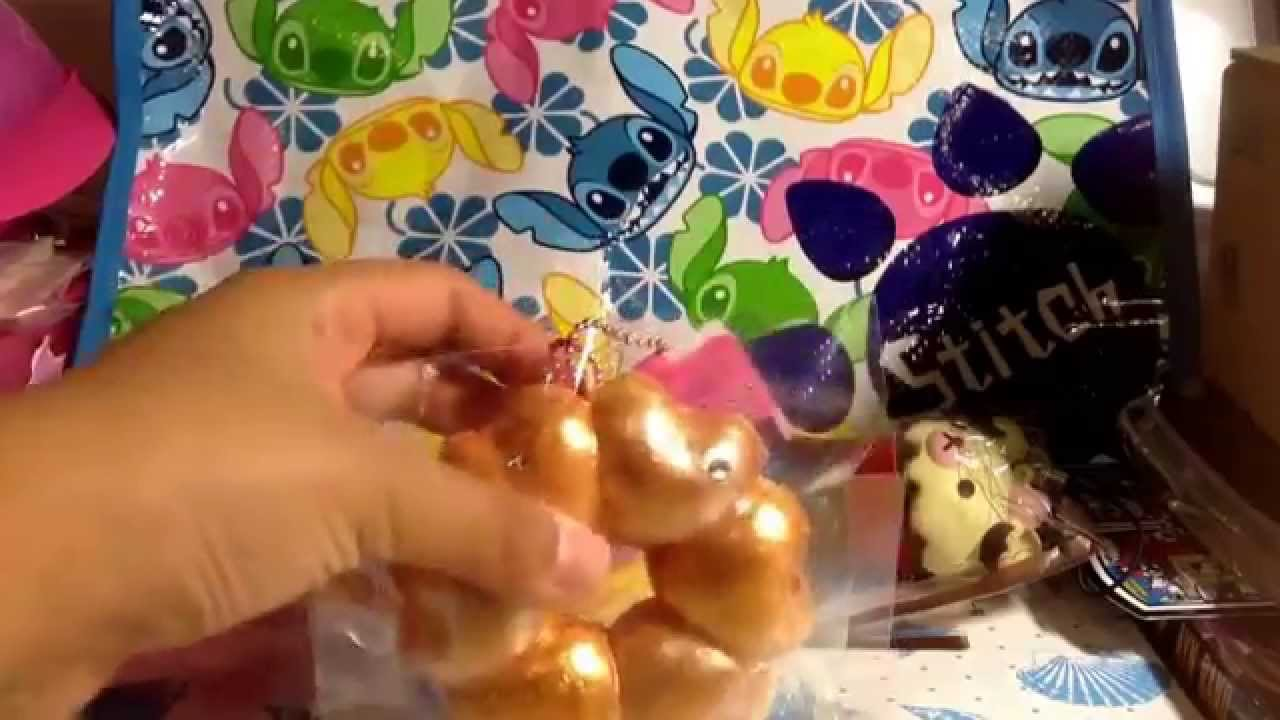 Squishy Giveaway October 2014!;) 600 subscribers - YouTube