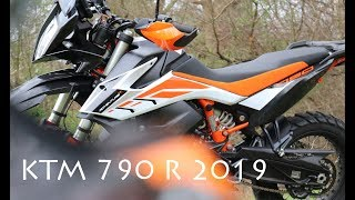 New KTM 790 Adventure R / S Review but she is not for me... for now!