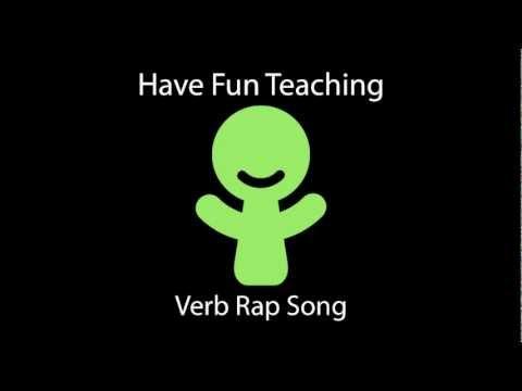 Verb Rap Song