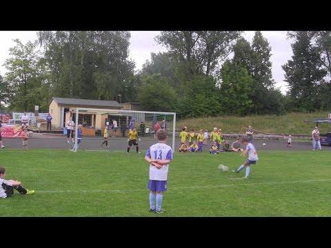 KS Talent Bolesławiec - SPG Ludwigsdorf  RZUTY KARNE Goerlitz 2014.07,05