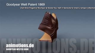 How Is a Goodyear Welted Shoe Made