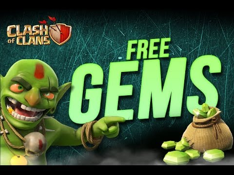 How to get FREE GEMS in Clash of Clans!! Completely Legit. No Jailbreak!!