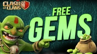 How to get FREE GEMS in Clash of Clans!! Completely Legit, No Jailbreak!!