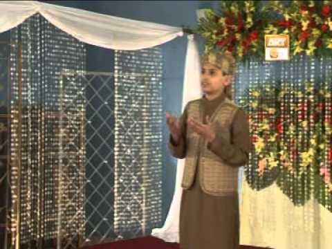 Umair Raza Qadri .Nabi Sohna aaya