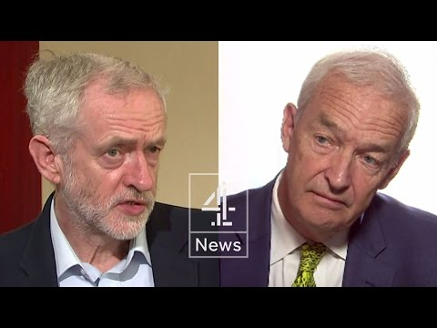 Jeremy Corbyn on Syria, Trident and his Jamaican youth