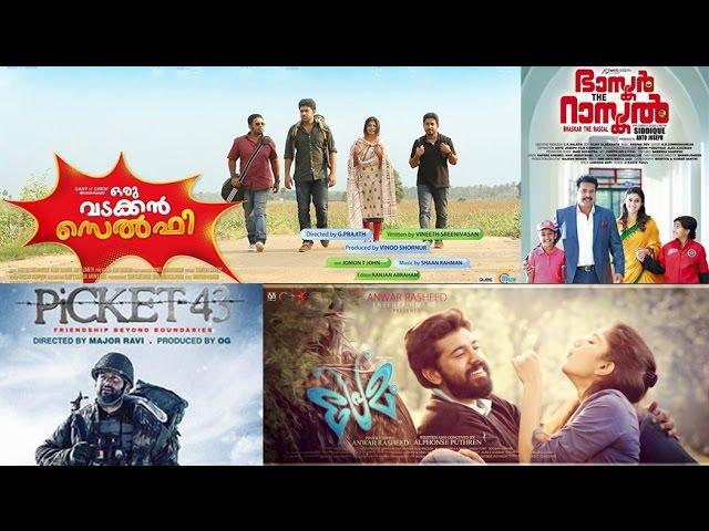 Hits of Malayalam Cinema so far in 2015