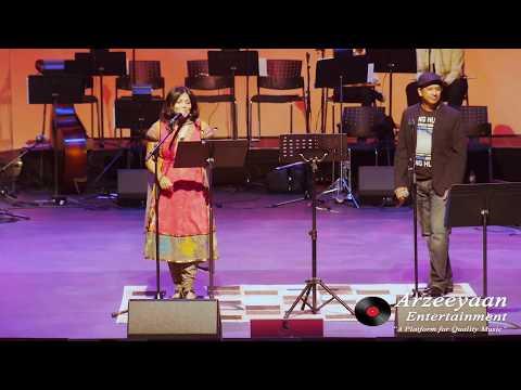 Lata - Kishore | LP - Sa Re Ga Ma Pa (Vandana Vishwas & Shahi Raj Live Cover)