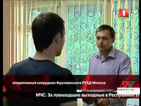 Этому белорусу слава в Интернете обеспечена!